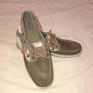 Sperry boat shoes size 9M